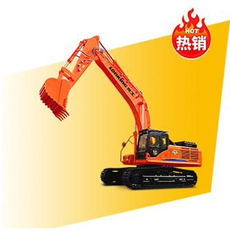 LG6490F 履带式液压挖掘机